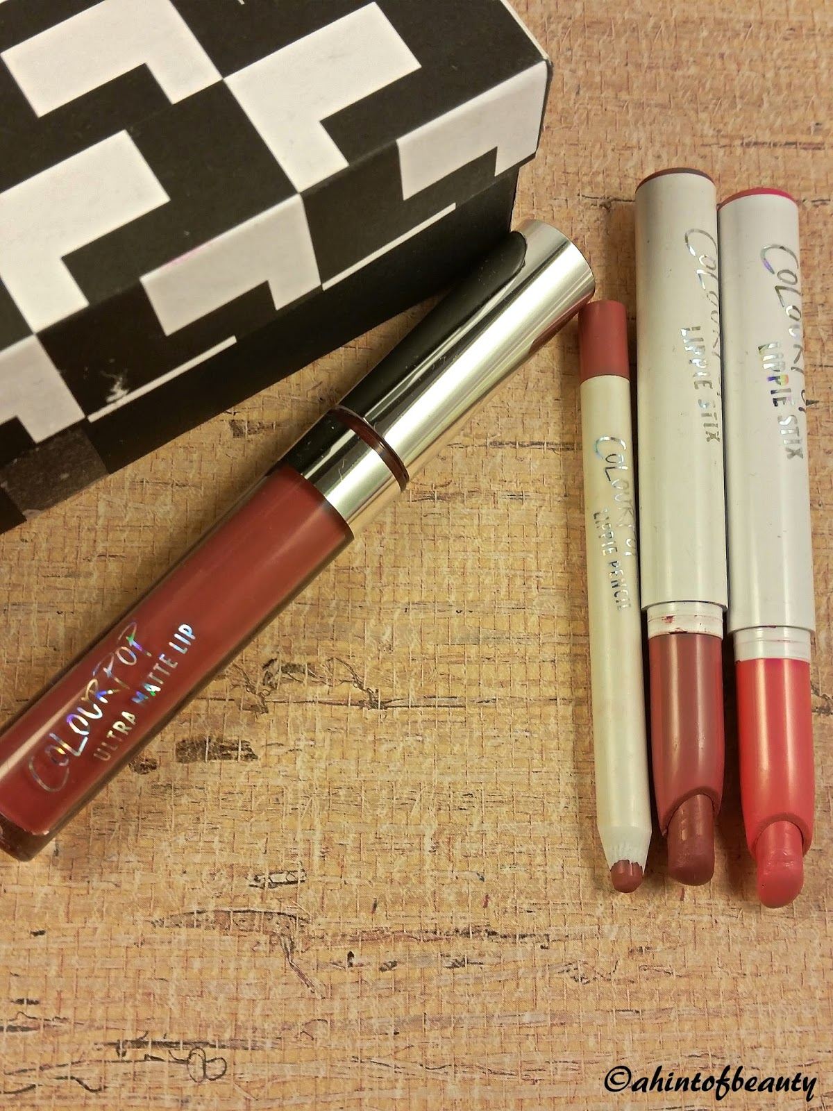 A Hint Of Beauty: Colourpop Lip Products