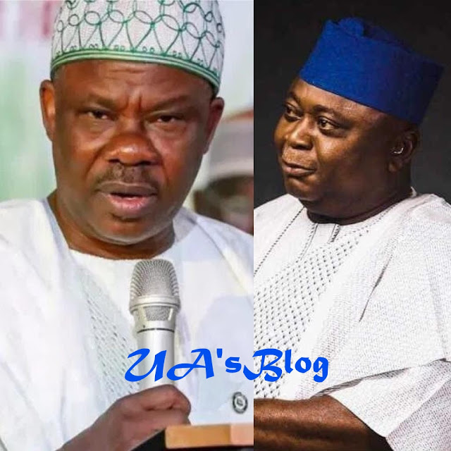 World Exclusive!!! Amosun's Dirty Deal With Ladi Adebutu Exposed