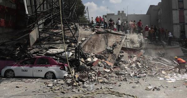 #FuerzaMéxico | Ejército israelí, Topos chilenos y los Katrachos de Honduras viajan al país para ayudar en las labores de rescate
