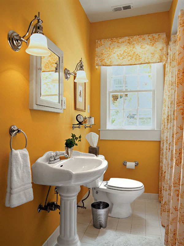 ... Simple Bathroom Designs For Small Spaces ...