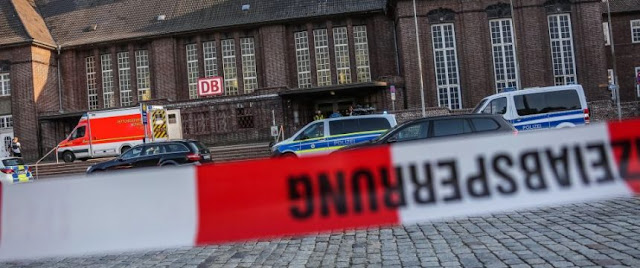 Von Polizei erschossen - Bahn-Messerstecher war Flüchtling