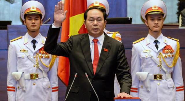Tân chủ tịch nước Trần Đại Quang đã khai man lý lịch như thế nào?