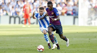 Real Sociedad vs Barcelona 1-2 Video Gol & HIGHLIGHTS