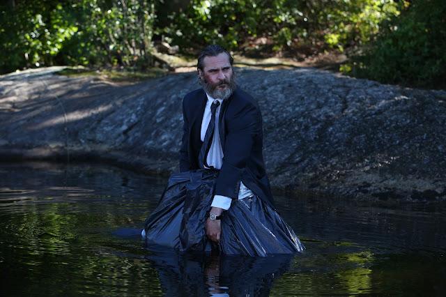 Joaquin Phoenix  en una escena de la película