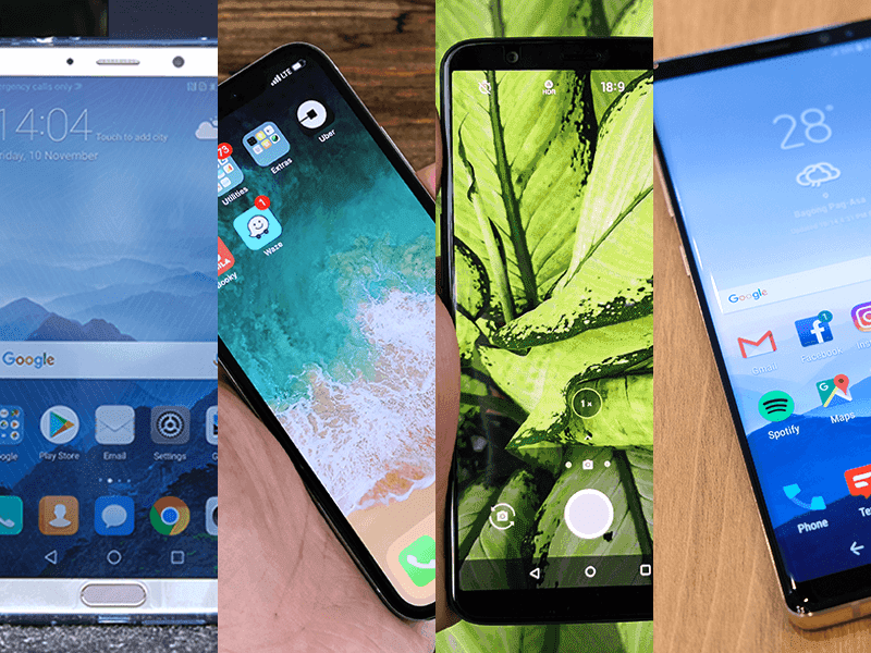 GIZGUIDE Holiday Buyer's Guide: Flagship Smartphones