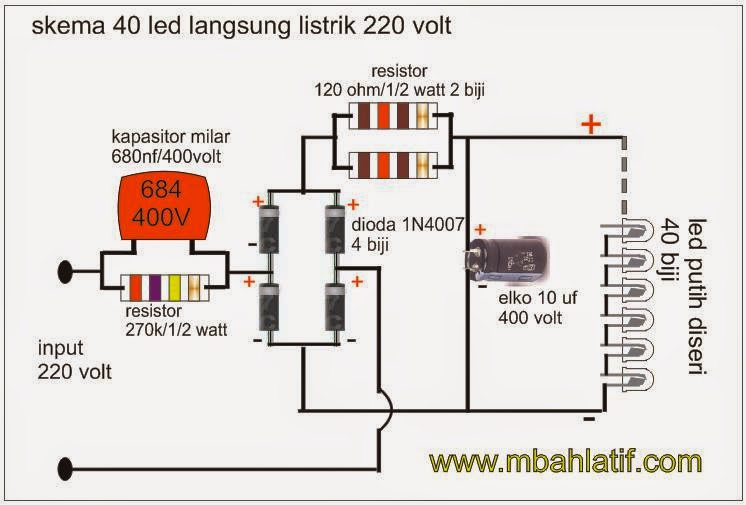 Diagram Wiring Diagram Lampu Led Full Version Hd Quality Lampu Led Homeelectrical Lexanesirac Fr