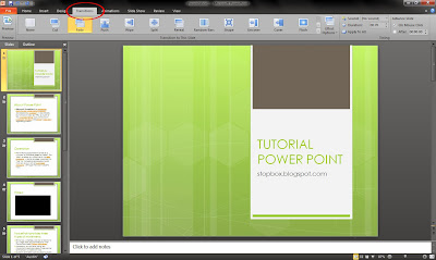 Membuat Video Sederhana Menggunakan Power Point