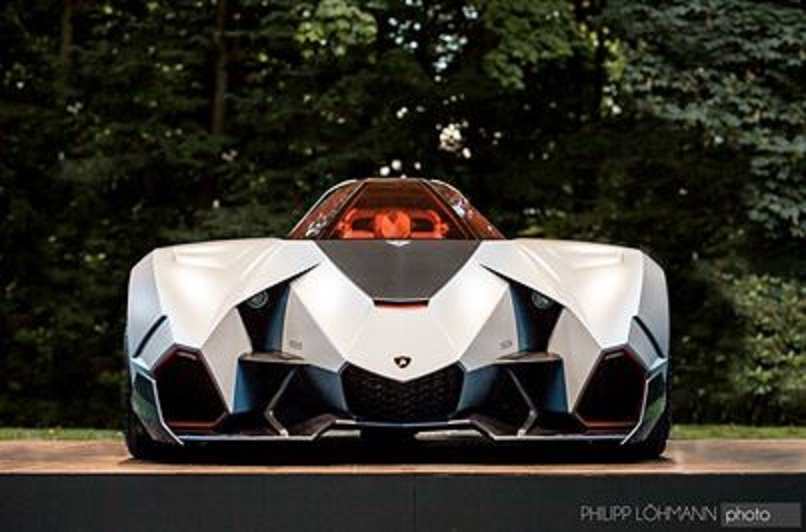 Lamborghini Egoista The More Extreme The Better 2529 Lamborghini