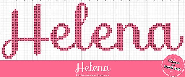Nome Helena em Ponto Cruz
