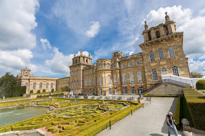 Blenheim Palace by Laurence Norah-3