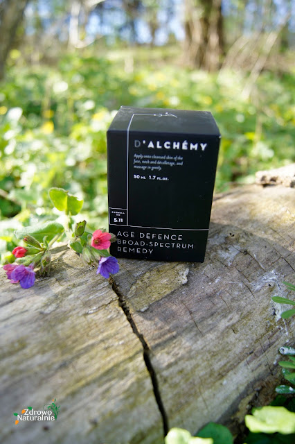 d'Alchemy -  Krem na zmiany hormonalne i przebarwienia