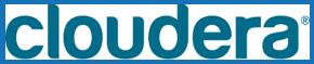 Logo Cloudera.