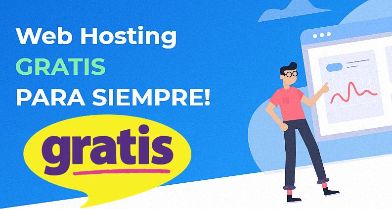 Mejor hosting gratuito para alojar tu sitio web
