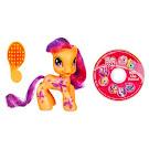 MLP Scootaloo Twice-as-Fancy Ponies  G3.5 Pony