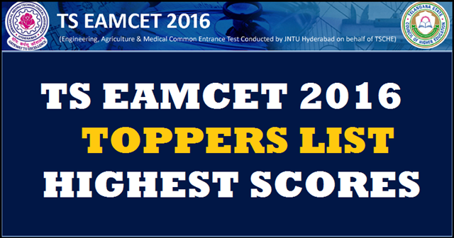 TS-EAMCET-2016-Toppers-List