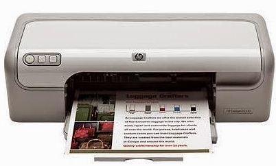 merupakan printer seri deskjet yang ditujukan sebagai personal printer Spesifikasi Printer HP Deskjet D2466 Terbaru 2017