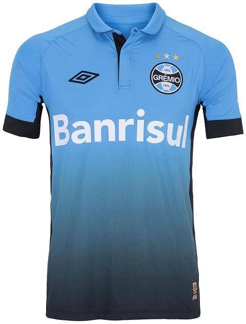 eb9aada3aa18b Umbro lança terceira camisa do Grêmio - Show de Camisas
