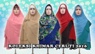 koleksi khimar syar'i ceruti murah 2016