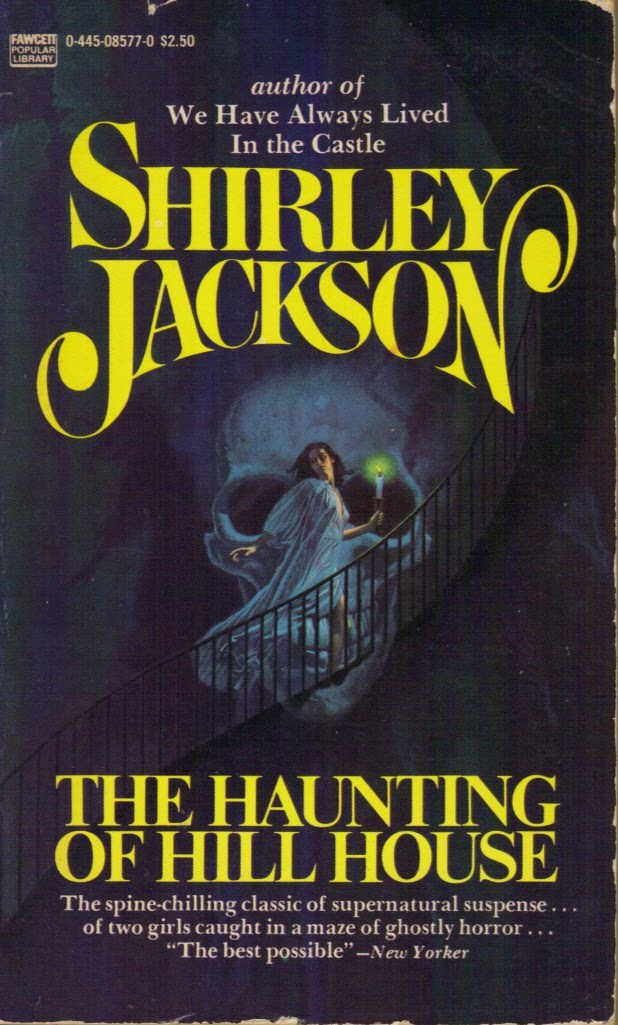 Too Much Horror Fiction The Haunting Of Hill House By Shirley Jackson 1959 Who Are The Mystery Girls