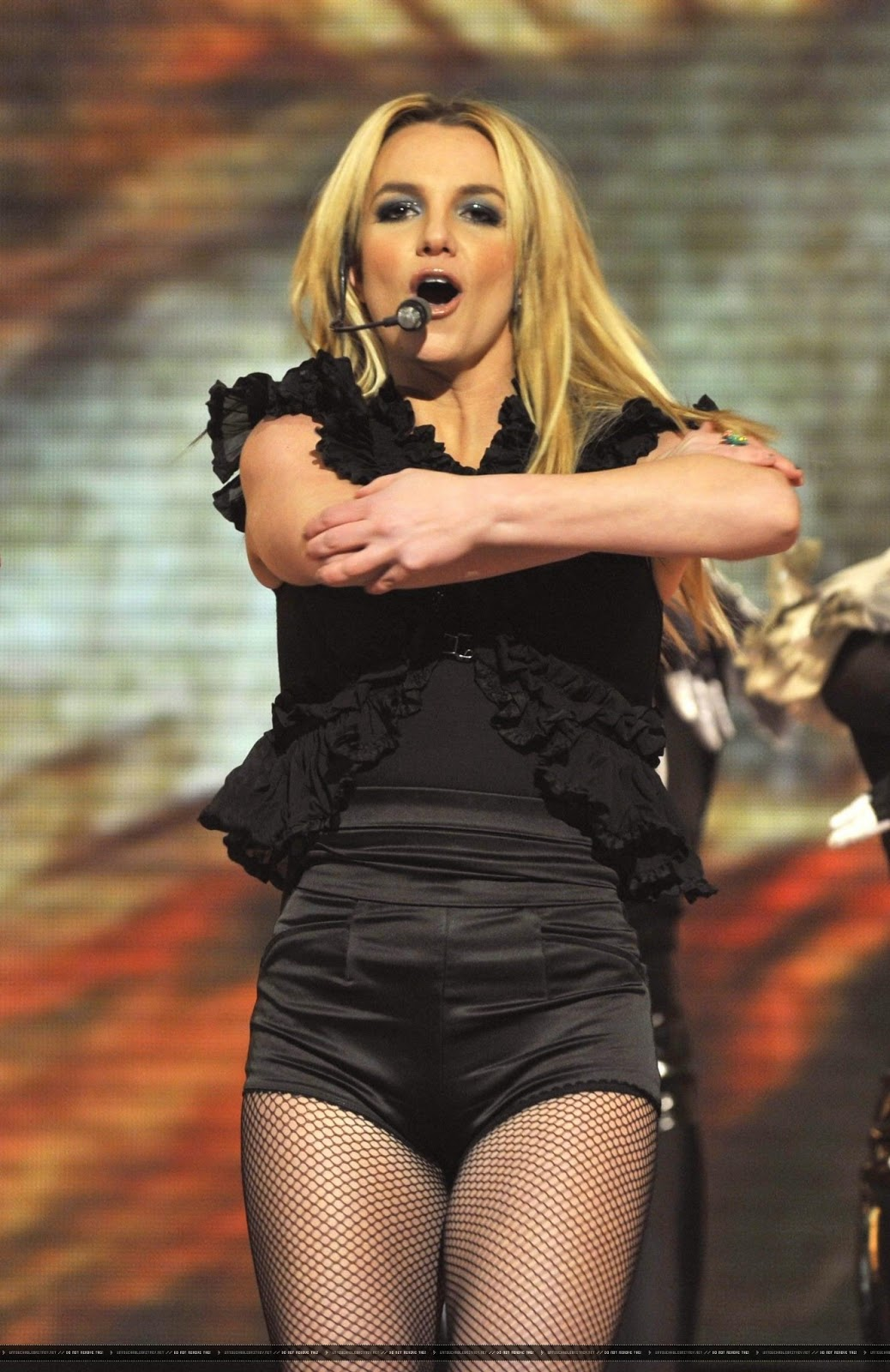 Remarkable, britney spears fishnet pantyhose all business