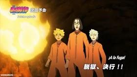 Boruto: Naruto Next Generations Capítulo 146 Sub Español HD