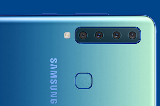 Review Galaxy A9: Smartphone Pertama Dengan 4 Kamera Belakang