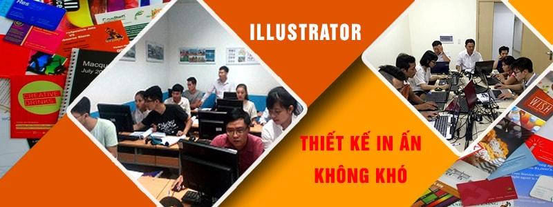 Khóa học illustrator tại Hoàn Kiếm