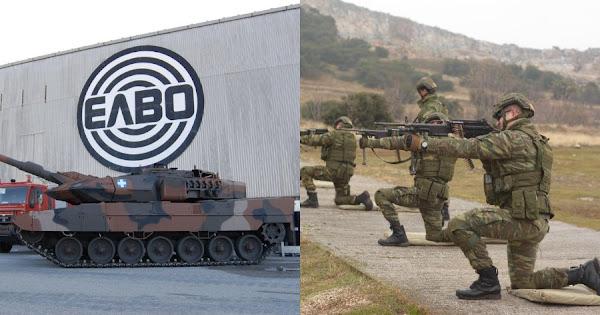 Ελληνική Βιομηχανία Όπλων: Το καινοτόμο πυροβόλο που κατέληξε σε φιάσκο, τα λάθη διαχείρισης και η χρεωκοπία