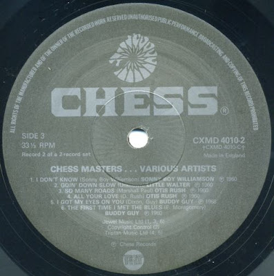 Bo Diddley Chess Masters