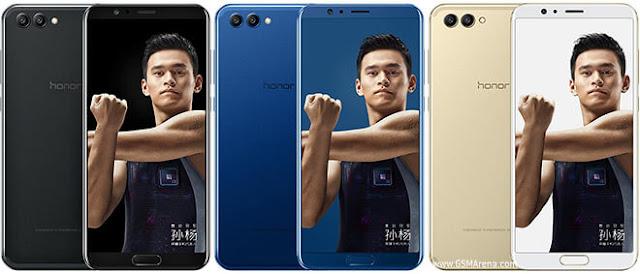 سعر ومواصفات الهاتف Huawei Honor View 10 بالصور