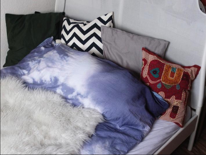 fettzig einen uninteressanten raum interessant machen. Black Bedroom Furniture Sets. Home Design Ideas