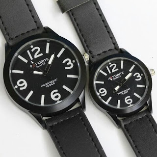 Jual jam tangan Favorite couple 2