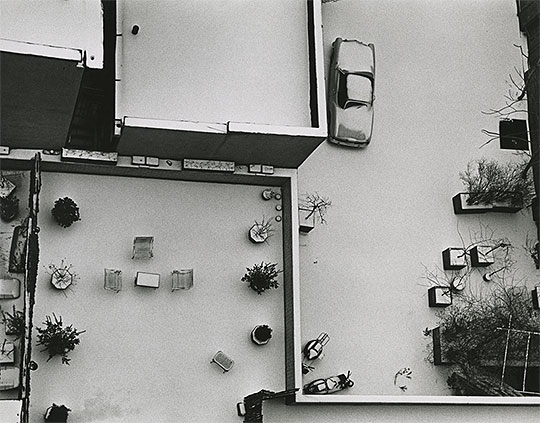 Exposición de fotografía. André Kertész, el doble de una vida