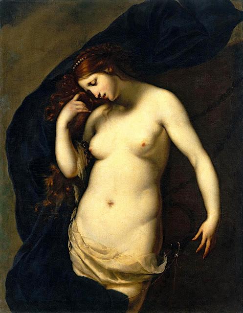 Francesco Furini: Andromeda