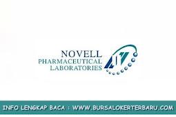 Lowongan Kerja PT. Novell Pharmaceutical Laboratories Juni 2018