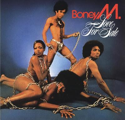 caratula disco vinilo bdsm vintage boney m
