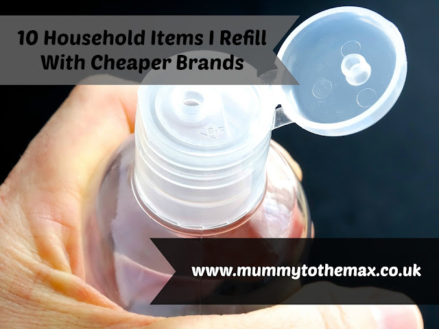 10 Household Items I Refill With Cheaper Brands