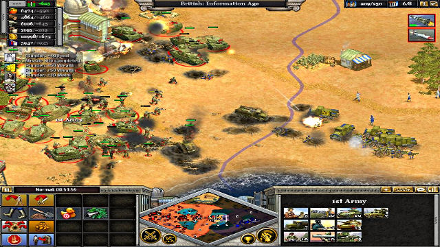 Rise of Nations (Demo) - Image du Jeu