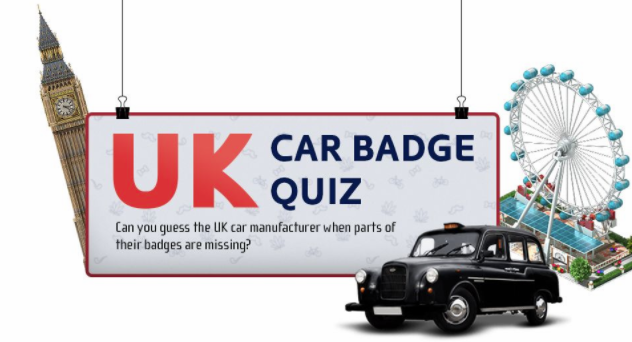 Can You Guess These Uk Car Badges The Car Blog South Africa