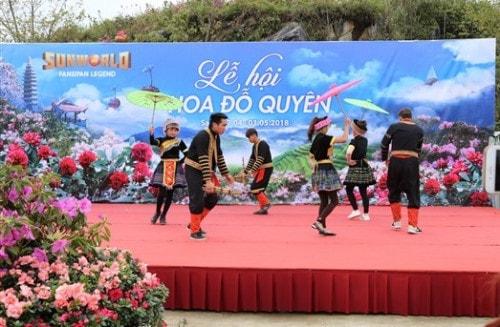 Thiên đường đỗ quyên Fansipan hấp dẫn khách du lịch quốc tế - Ảnh 1