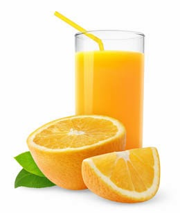 Las naranjas contienen potasio