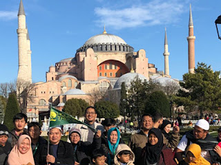 Promo Umroh Plus Turki Oktober 2018