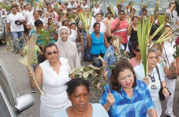 Cómo Se Celebra La Semana Santa En República Dominicana?
