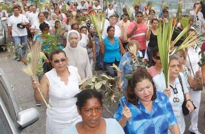 Lo que Hacen Los Dominicanos en un Domingo de Ramos