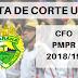 Nota de Corte CFO PMPR 2018 - UFPR