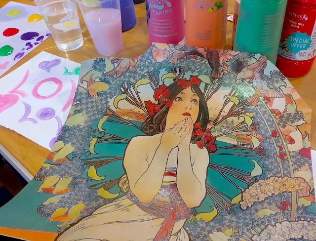 joanna mccormick art class