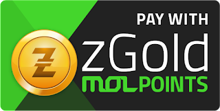 zGold MOL Points banner