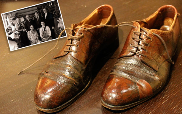 The Shoe Aristocat Old Shoe Dated 1968 From George Cleverley