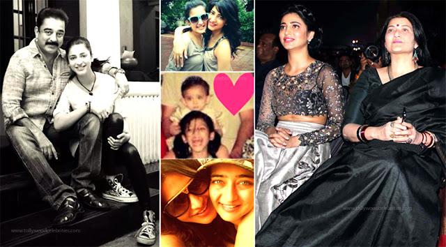 Shruti Haasan Profile Biodata Biography Family Photos