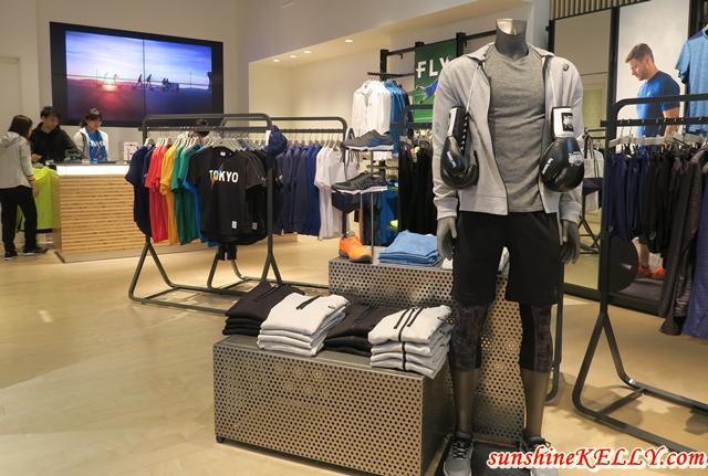 ASICS Flagship Store Tokyo, Japan